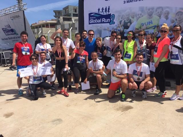 Bodrum Global Run 2015