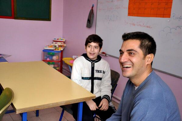Ziçev (Training and Protection of Mentally Handicapped Children Foundation) Visit
