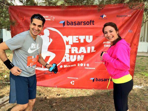 METU Trail Run 2014