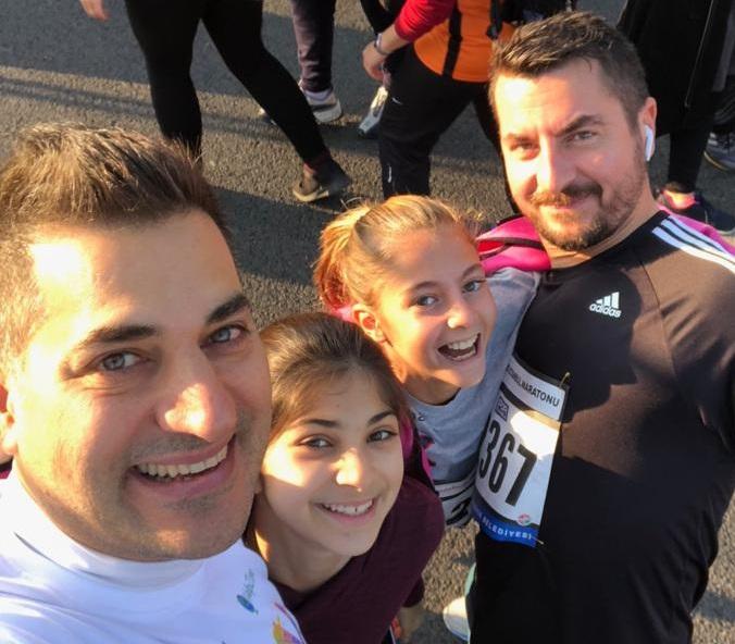 40th Vodafone Istanbul Marathon, November 2018