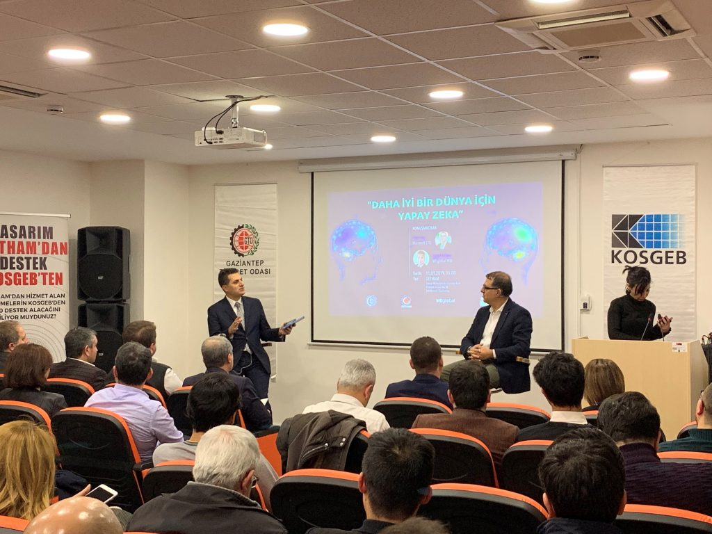 Gazete Güncel – Interview on Artificial Intelligence at GETHAM