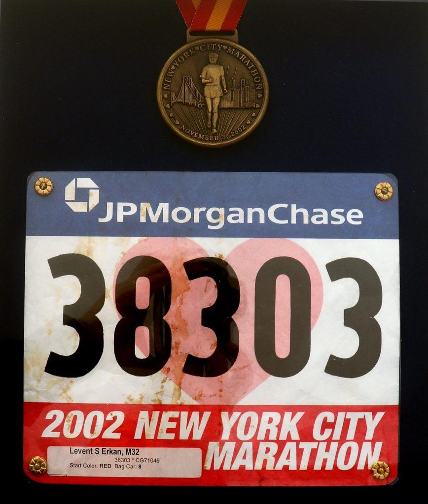 2002 NewYork City Marathon