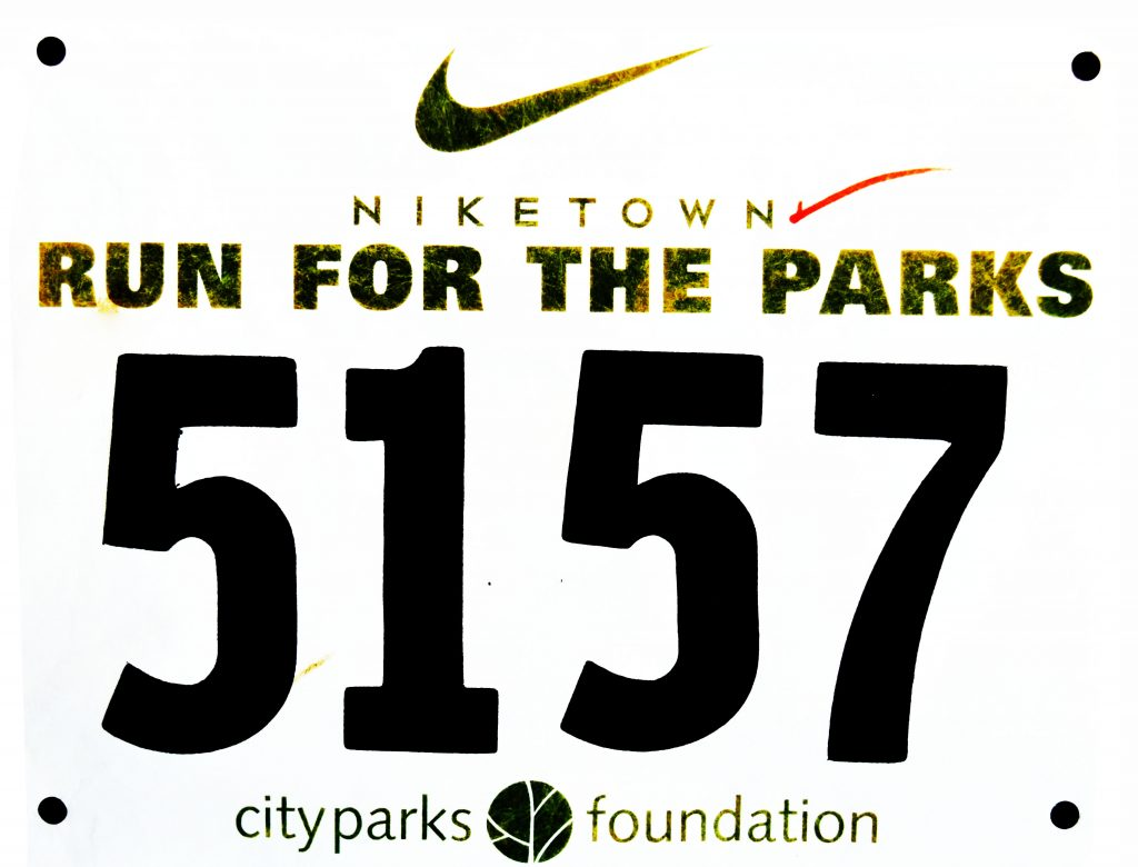 2003 Niketown Run for the Parks