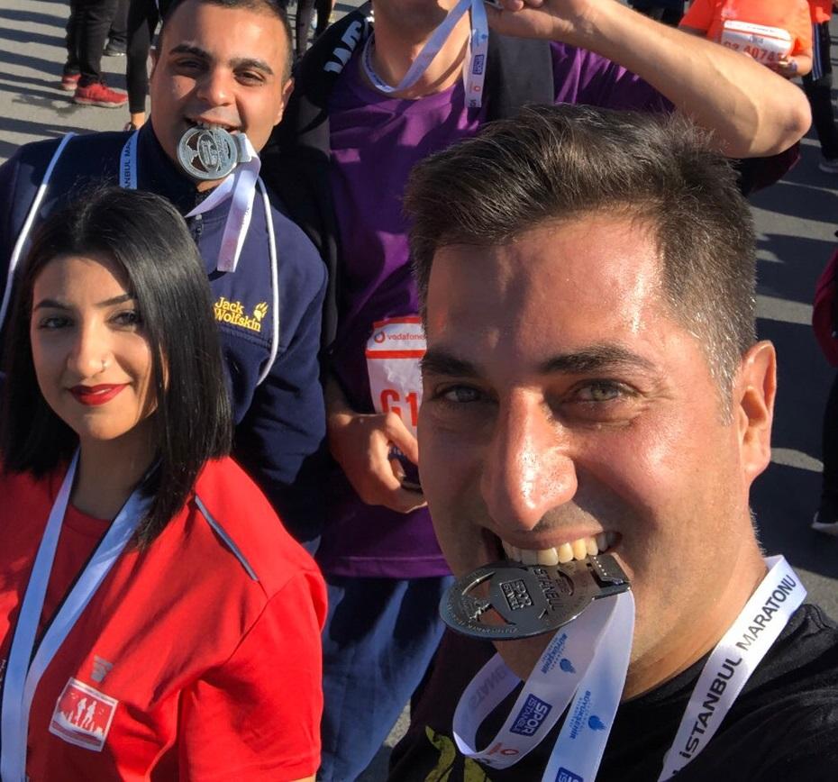 41st Vodafone Istanbul Marathon, November 2019